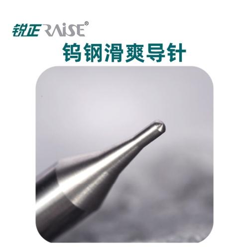 锐正钨钢滑爽型导针   立式钥匙机专用导针  行走顺畅 不易断刀