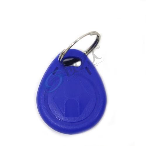 8210扣  ID复制卡H125可反复擦写钥匙扣小区门禁卡空白拷贝卡卡电梯卡感应刷卡 卡扣