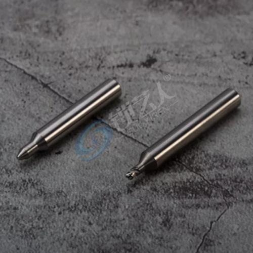 锐正步阳专用导针-高速钢φ1.45x48°xφ3.5x6XD6x40L 锋利精准 专用导针