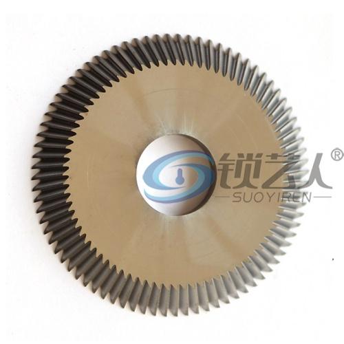 钨钢双面角度刀-0012C.C. 卧式机面铣刀 台湾GL-888钥匙机平铣刀