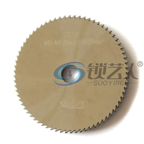 钨钢双面角度刀-U01W 钥匙机面铣刀 299,399,SILCA,DELTA,UNOCODE