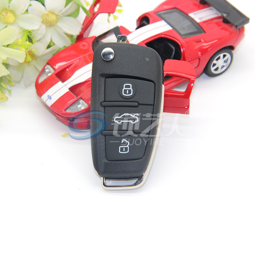 X007-27503A6款折叠遥控子机 315MHZ x007专用汽车遥控钥匙